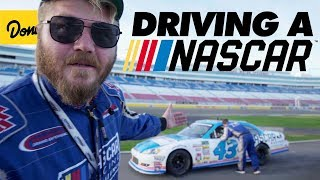Download We raced each other in a NASCAR Stock Car | Donut Media Video