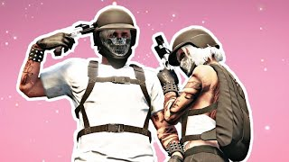 Download ♡ GTA 5 ONLINE | Cute asf tryhard outfits ♡ Video