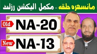 Download NA-20 (New NA-13) Mansehra 1 | Pakistan Election Results | Election Box Video