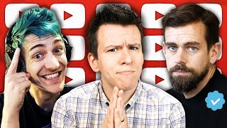 Download Why Fortnite Is ″Bad For You″ Controversy, Twitter News Scandal Incoming, 3 Californias & More... Video