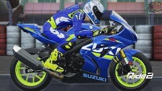 Download Ride 2: 2014 Suzuki GSX-R1000 Vs. 2017 Suzuki GSX-R1000 Video
