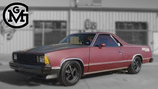 Download 1980 Chevrolet El Camino - Build of The Week - Gas Monkey Garage Video