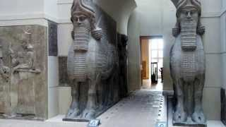 Download Lamassu from the citadel of Sargon II Video