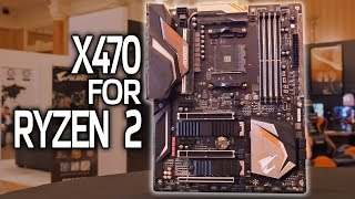 Download First X470 Motherboard for Ryzen 2! Video
