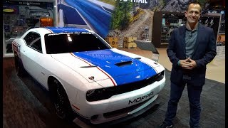 Download Is the 2020 Dodge Challenger Drag Pak the ULTIMATE factory muscle car racer? Video