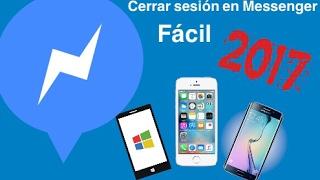 Download Cómo cerrar sesión en Messenger de Facebook [JUNIO 2017] (Funciona en Android, WP, e iOS) Video