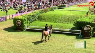 Download Deutsches Spring- und Dressur Derby 2015 - Janne Meyer mit Cellagon Anna Video