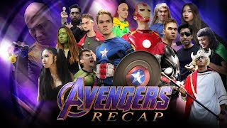 Download Avengers Recap In 8 Minutes Video