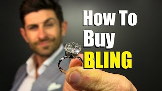 Download How To Buy ″Bling″ | Diamond Buying Tips for Dudes | Engagement Ring Shopping Tutorial Video