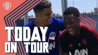 Download Martial Jokes with Pereira, Plus Gary Oldman Interview! | Today On Tour | USA Tour 2018 Live on MUTV Video