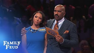 Download THURMAN Fast Money! | Family Feud Video