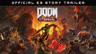Download DOOM Eternal – Official E3 Story Trailer Video