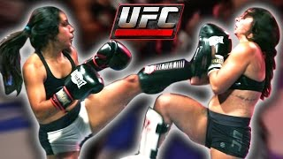 Download Women Train Like UFC Fighters For 60 Days Video