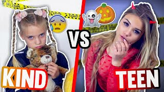 Download KIND vs TEENAGER an HALLOWEEN 🎃👻 Video