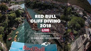 Download We're Diving Off A Bridge in Mostar   LIVE Red Bull Cliff Diving World Series 2018 - Mostar Video