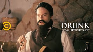 Download Coca-Cola Was Invented Using Cocaine (feat. Bill Hader & Jenny Slate) - Drunk History Video