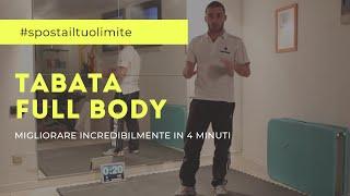 Download Tabata full body - migliorare incredibilmente in 4 minuti! Video