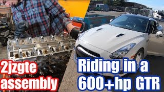 Download Sc300 progress/GTR ridealong Video