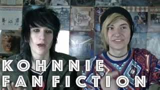 Download Reacting To Kohnnie Fanfiction Video