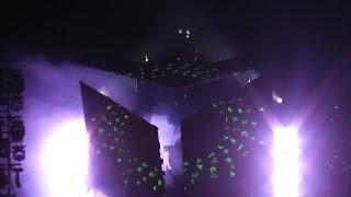 Download deadmau5 ″Transforming Cube″ @ VELD 2016 Video