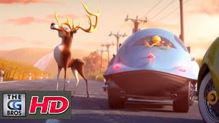 Download CGI 3D Animated Short HD: ″Wildlife Crossing″ - by 3Bohemians Video