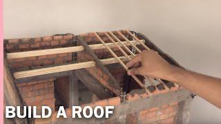Download HOW TO BUILD A ROOF-MODEL-Como construir un tejado Video