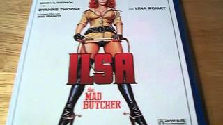 Download Ilsa The Mad Butcher(Ilsa The Wicked Warden) Blu-ray Review Video