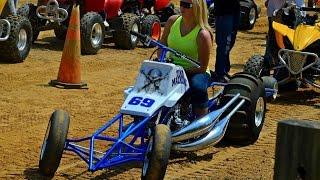 Download Quads gone wild ″Dirt Drag Racing″ Video