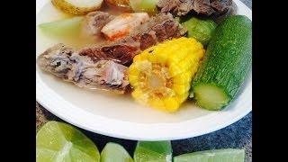 Download Caldo De Res / Beef Stew (How To) Video