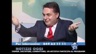 Download Rissa in TV a Canale Italia: Andrea Diprè contro tutti (versione estesa) Video
