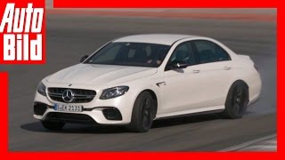 Download Mercedes-AMG E63 S 4MATIC+ (2016) Fahrbericht /Review/ Test/Racetrack Video