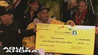 Download Ganó la lotería, pero desde entonces su vida se ha llenado de desgracias Video