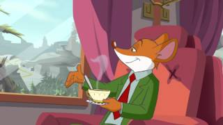 Download Geronimo Stilton: Intrigue on the Rodent Express - Trailer Video