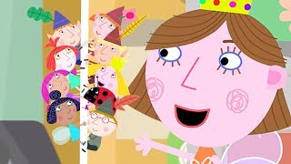 Download Ben and Holly's Little Kingdom | Fun Time at Lucy's Birthday party! |1Hour | HD Cartoons for Kids Video