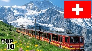 Download Top 10 Things To Do In Switzerland Video