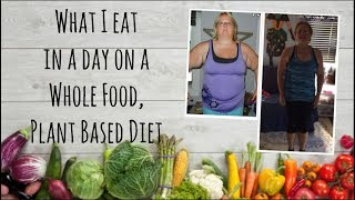 Download What I eat in a day on a Whole Food Plant Based Diet WFPB Lifestyle to lose 70+ pounds Video