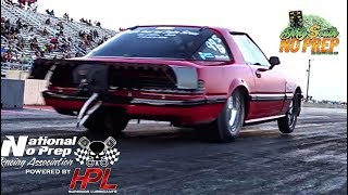 Download Turbo LS swap RX7 vs Lil Orange at the dirty south no prep Video