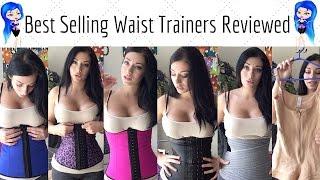 Download Waist Trainer Review - 6 Brands on Amazon - Waist Training, Cinching, Postpartum Wrap, Faja Video