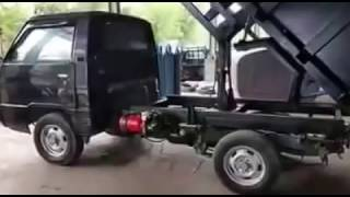 Download Mitsubishi L300 Pick Up Heavy Duty with With Mekanik Pump Video