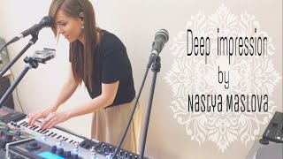 Download Boss RC-505 - Live looping by Nastya Maslova - ″Deep Impression″ Video
