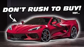 Download Why You Shouldn't Rush To Buy A C8 Corvette Video