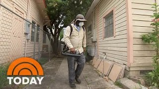 Download Zika Virus Fears Grow, Now 15 Cases In Miami | TODAY Video