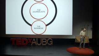 Download The way press freedom influences a society's perception of reality   Vesselin Dimitrov   TEDxAUBG Video