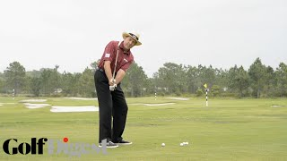 Download David Leadbetter Teaches The A Swing Backswing | Golf Lessons| Golf Digest Video