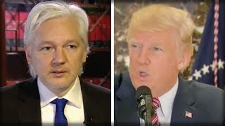 Download THE SHOCKING THING JULIAN ASSANGE JUST GAVE TO TRUMP WILL BRING DOWN THE DEMOCRATIC PARTY Video