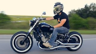 Download Honda Magna Bobber Reveal! Video