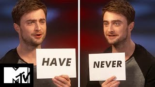 Download Daniel Radcliffe Plays Never Have I Ever! | MTV Video