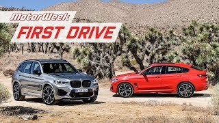 Download 2020 BMW X3/X4 M Competition | MotorWeek First Drive Video