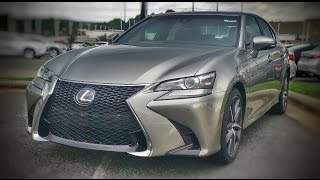 Download 2017 Lexus GS 350 F Sport Review and In Depth Tutorial Video