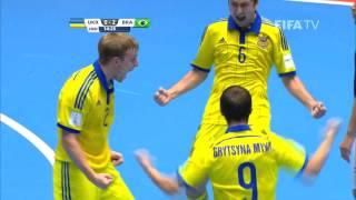 Download Match 7: Ukraine v Brazil - FIFA Futsal World Cup 2016 Video